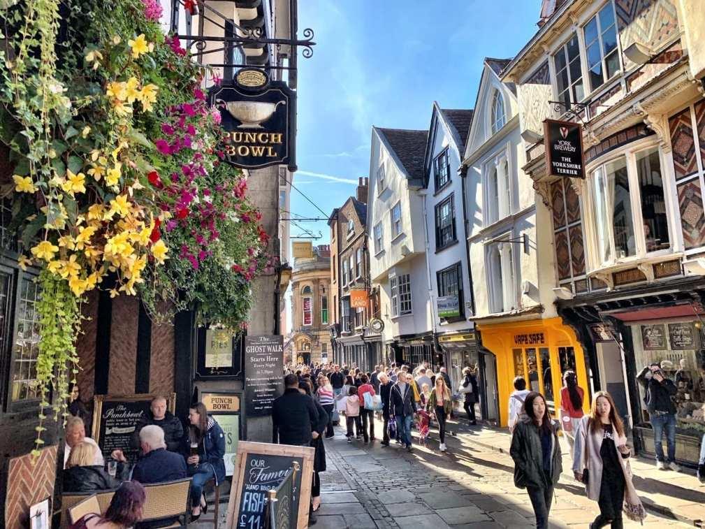 York England UK