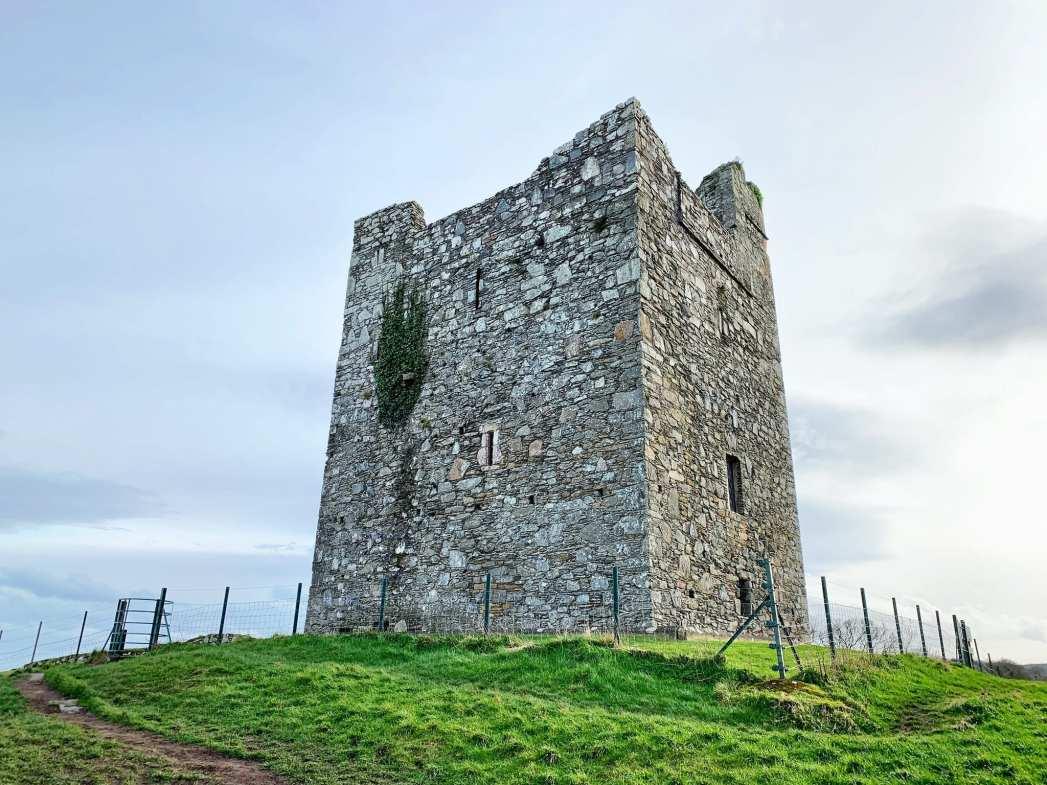 Audley's Castle, Downpatrick Northern Ireland