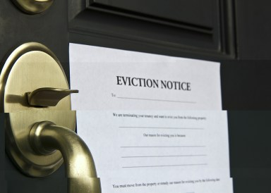 Retaliatory evictions and the Deregulation Bill Landlord Knowledge