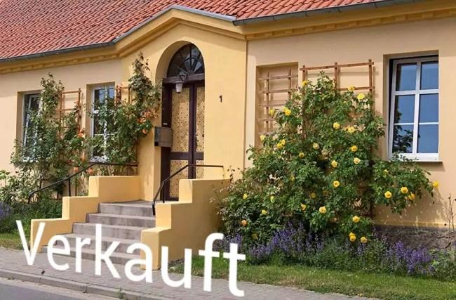 Pfarrhaus in der Uckermark