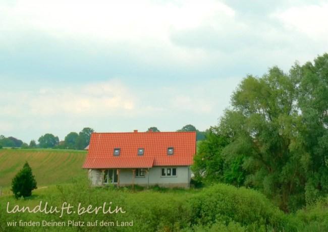 Wohnhaus von Süden