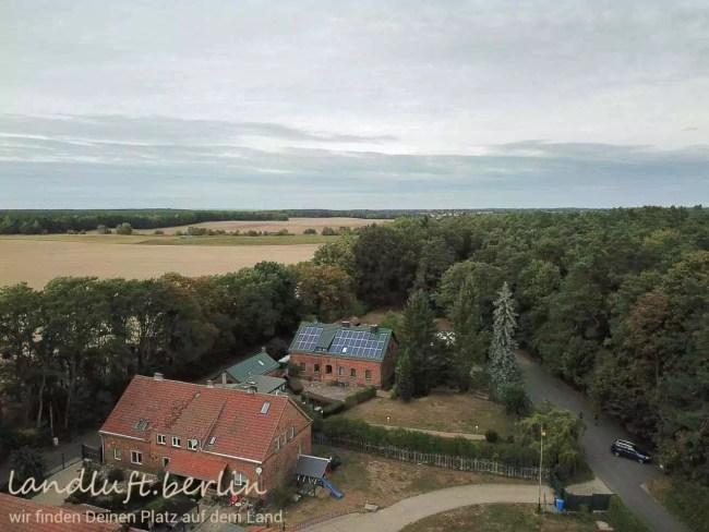 Forsthaus in wunderschöner Naturlage in der Nähe von Berlin zu verkaufen