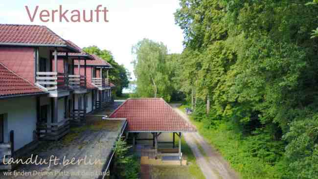 Ehemaliges Hotel am Grimnitzsee