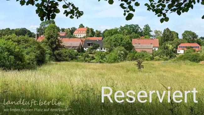 Altes Haus mit sehr schönem Grundstück in Groß Fredenwalde zu verkaufen