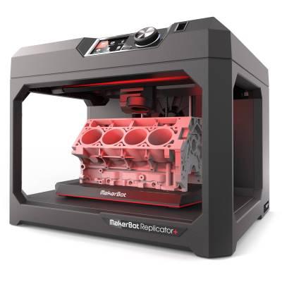 makerbot mp07825 replicator 3d printer 1296081