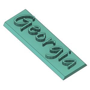 Georgia-Lid