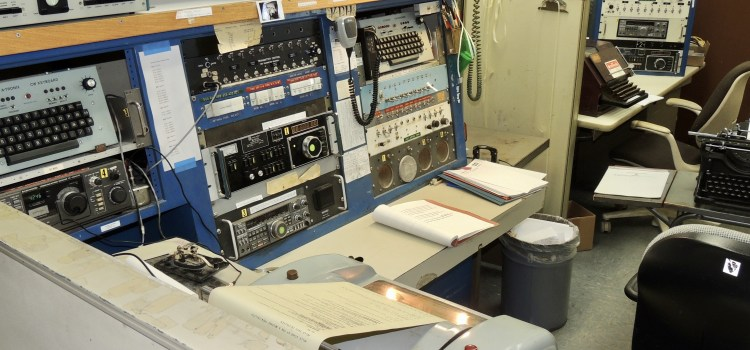 A Trip Back in Time at Historic Wireless Station KPH
