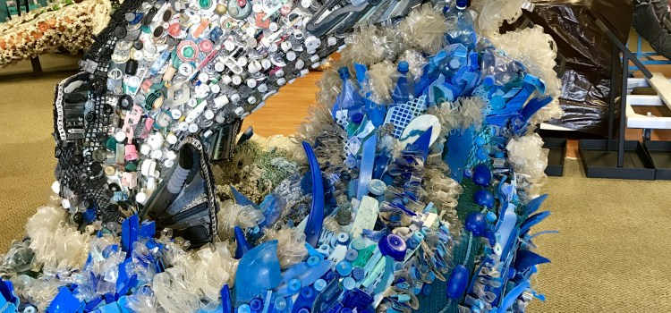 The Washed Ashore Project: Saving the Seas With Amazing Art