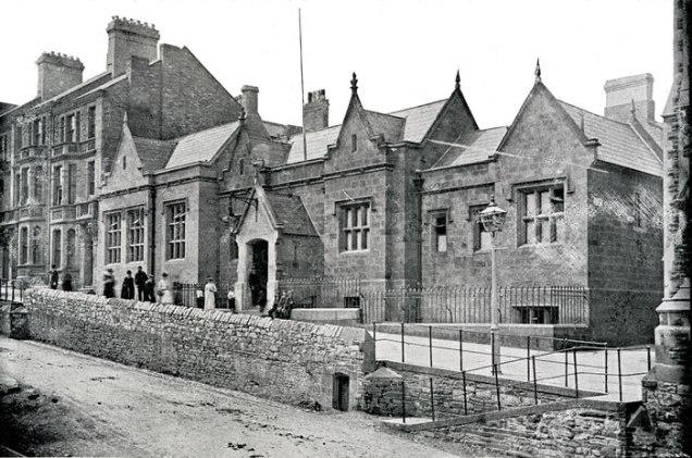 Stow Hill Baths 1920