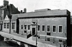 Stow Hill Baths 1937