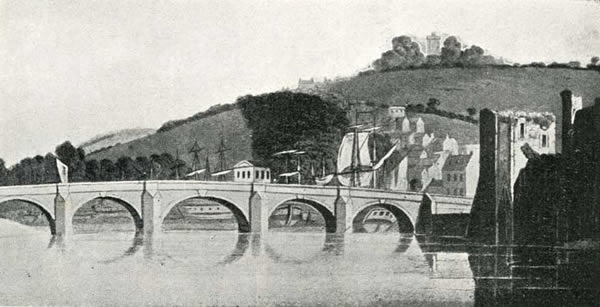 Newport Town Bridge