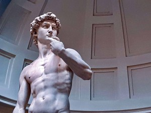 Discovering Michelangelo's David