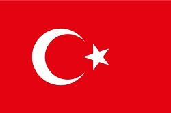 Landnummer Turkije