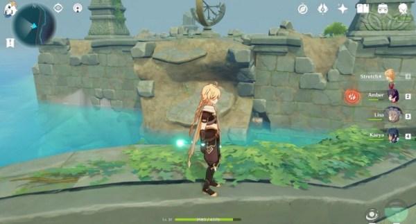 Секретный остров в Genshin Impact: как пройти квест «Время ...