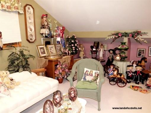 Doll Room Land of Oz Dolls