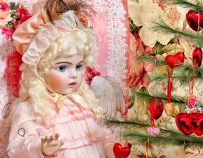 Happy Valentines Day Bru 13 by Connie Zink
