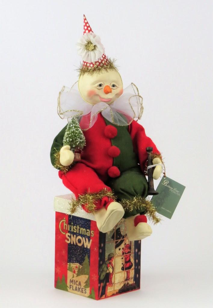 Bodyland blonde Weihnachtsmädchen — foto 13