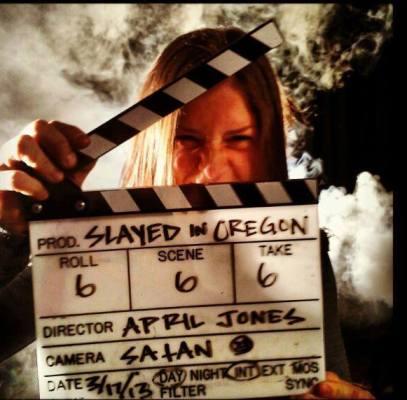 April Jones - Slayed In Oregon