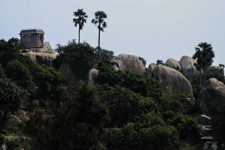 Mahabalipuram Heritage Park, South India