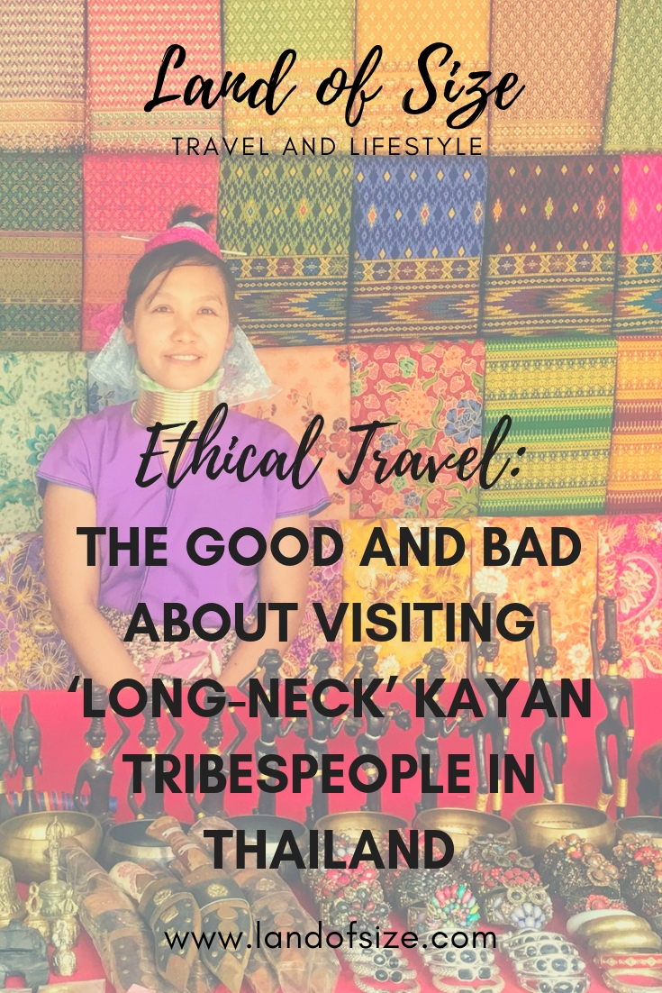Ethical Travel: The good and bad about visiting 'long-neck' Kayan tribespeople in Thailand