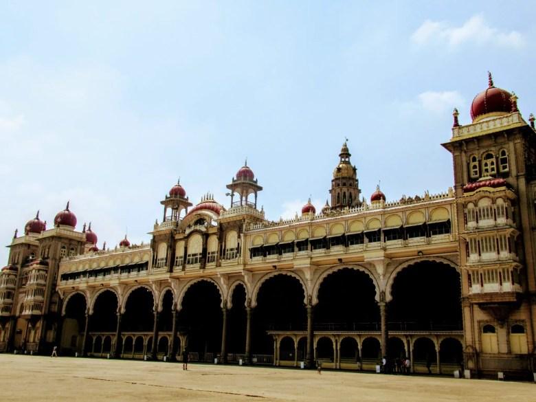 Mysuru Palace, Mysore/Mysuru, South India
