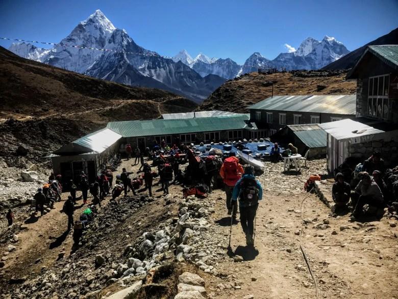 Gorak Shep, Nepal