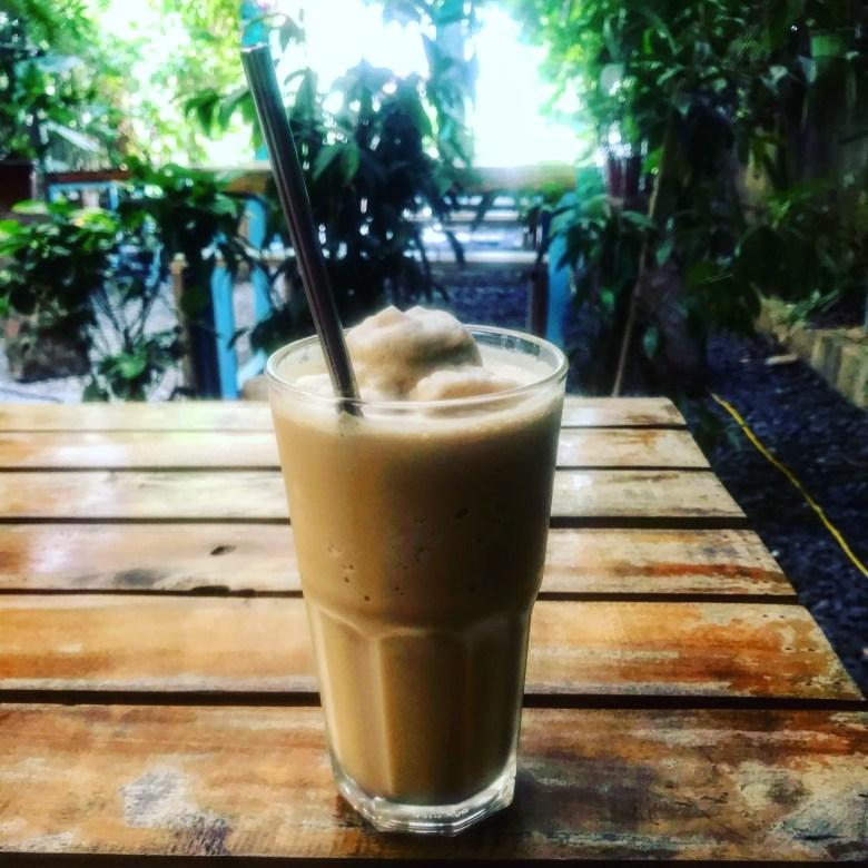 Peanut butter coffee, Vietnam