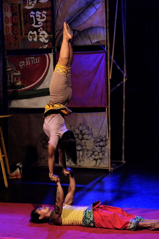 The Phare Circus, Battambang, Cambodia