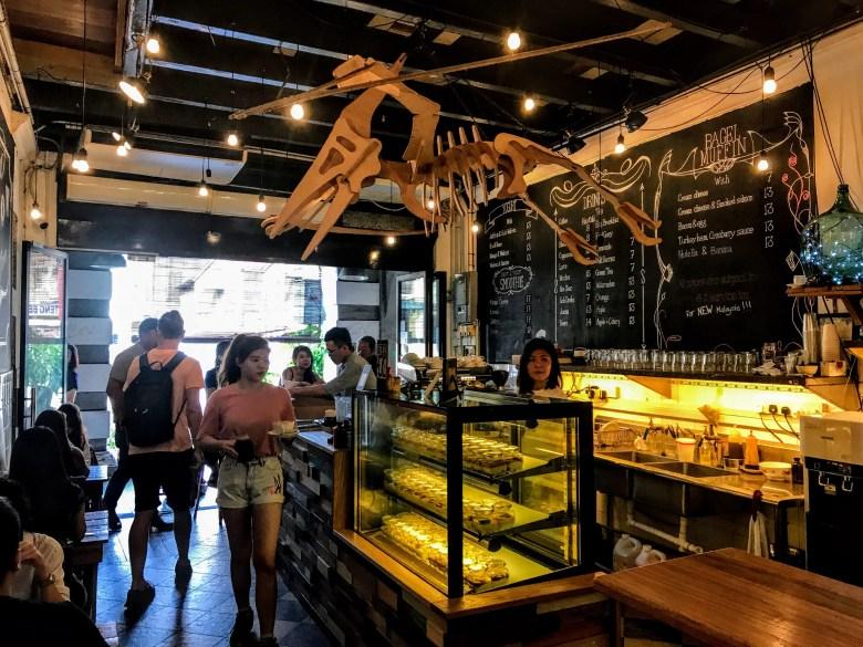 Mugshot Cafe, George Town, Penang, Malaysia