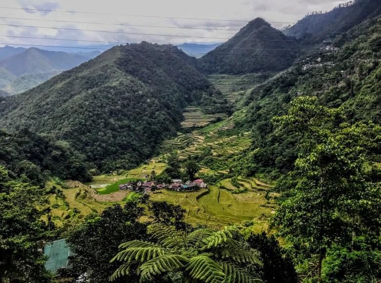 Bangaan village rice terraces, Philippines