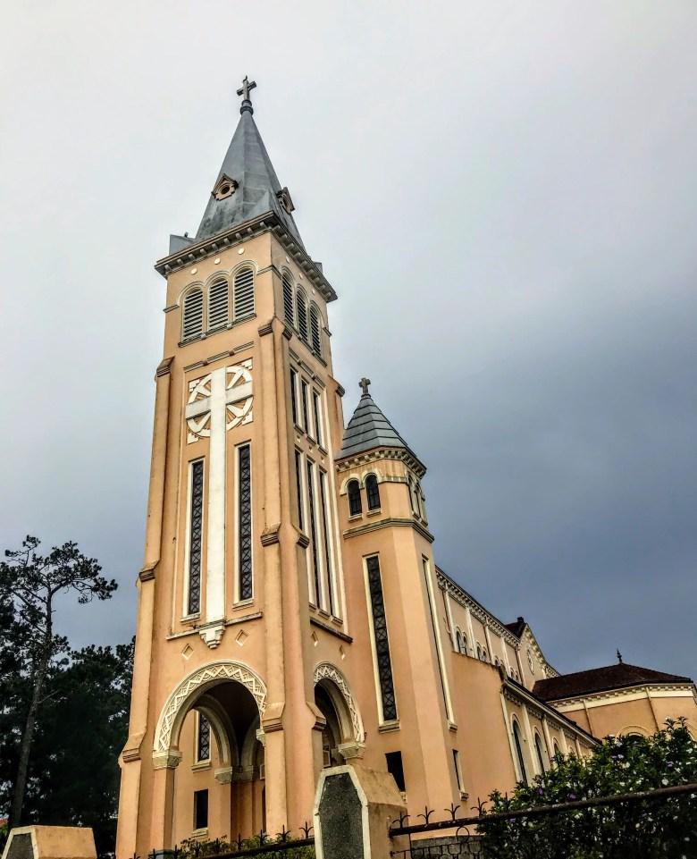 Cock Church, Da Lat, Vietnam