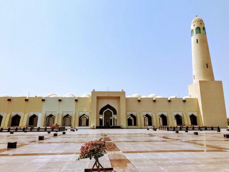 The Grand Mosque, Doha, Qatar