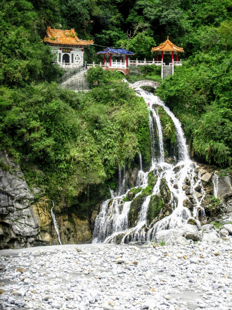 Eternal Spring Shrine, Taroko Gorge, Taiwan