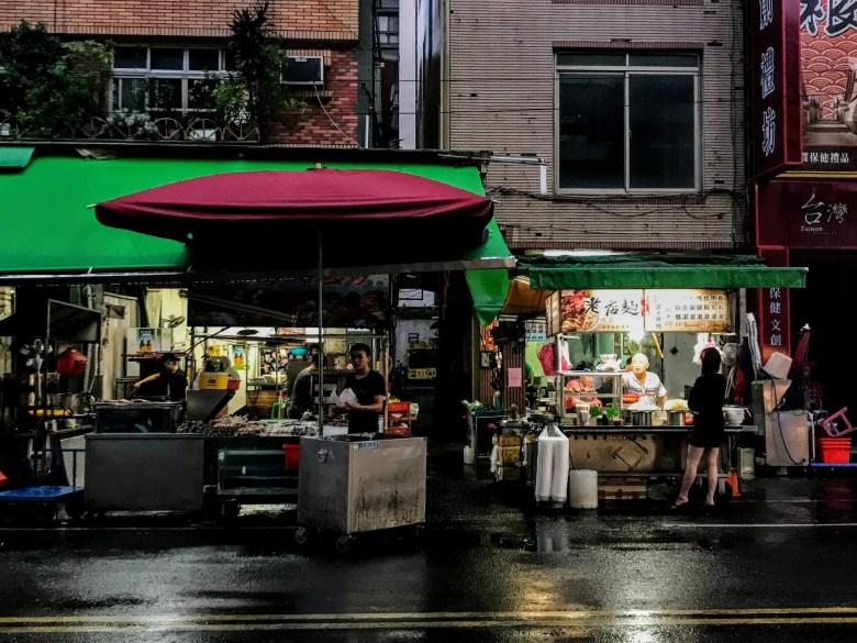 Liuhe Night Market, Kaohsiung, Taiwan