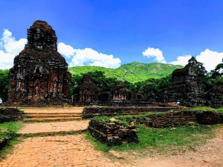 My Son ruins, Vietnam