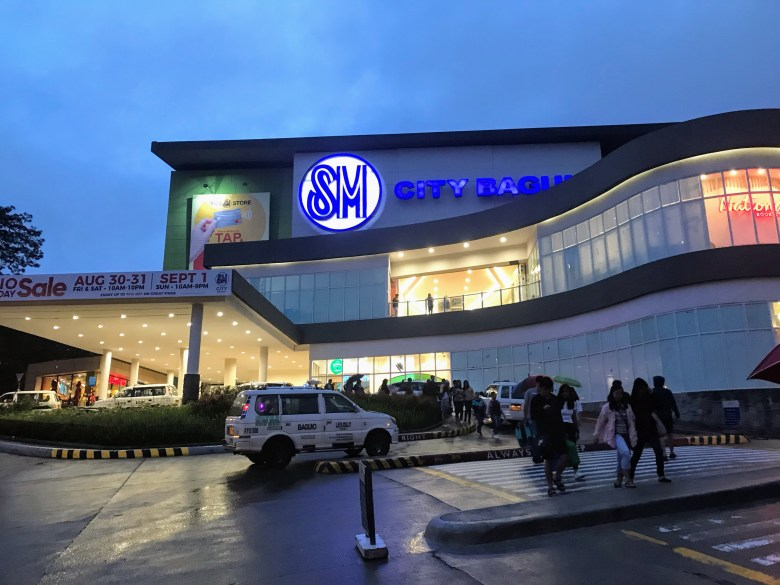 SM Mall of Asia, Baguio, Philippines
