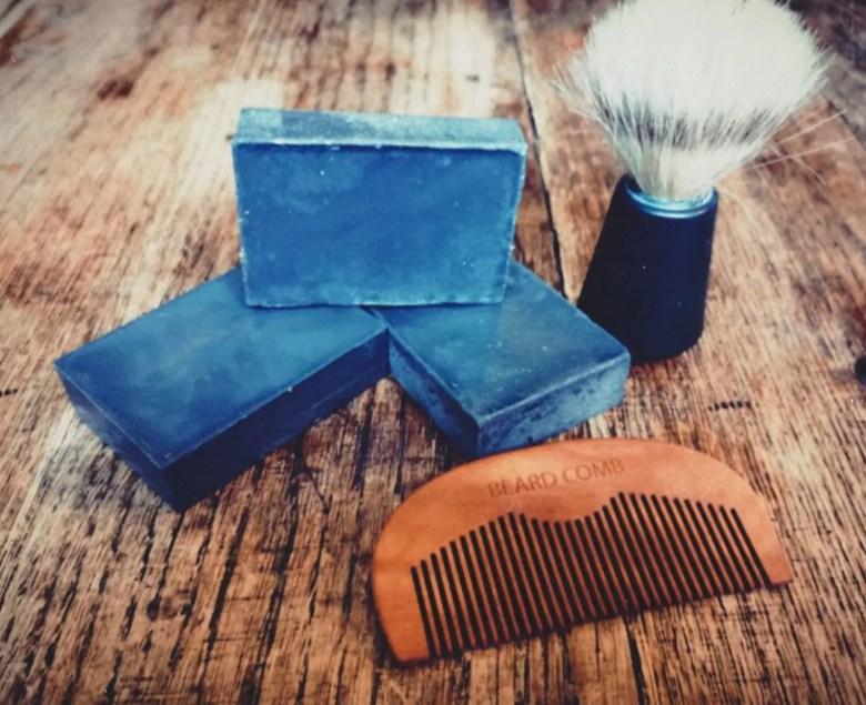 Solid shaving bar, Etsy