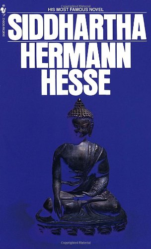 The front cover image of the book Siddhartha by Hermann Hesse