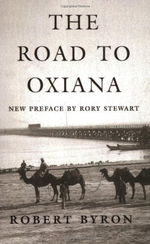 A picture of Robert Byron's book, The Road to Oxiana