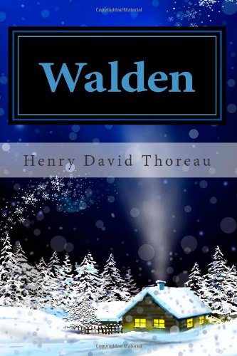 A picture of the book Walden which is great for nature lovers