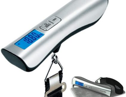 An image of the camry digital luggage scale