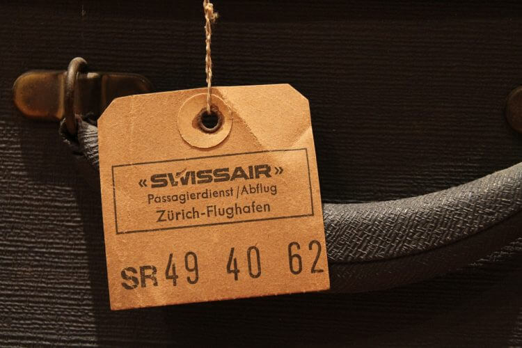 an image of a luggage tag