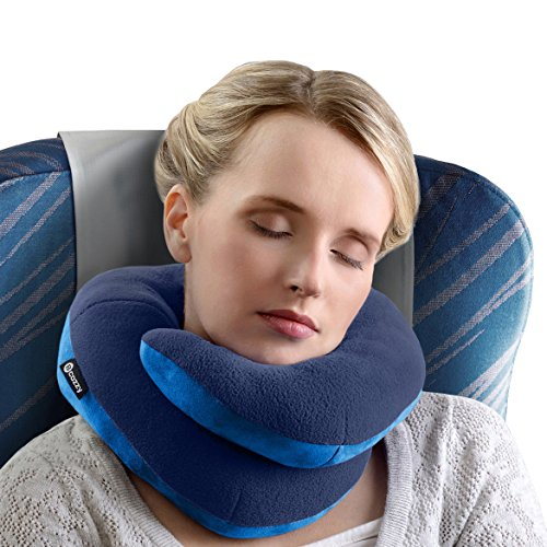3. BCOZZY Chin Supporting Travel Pillow