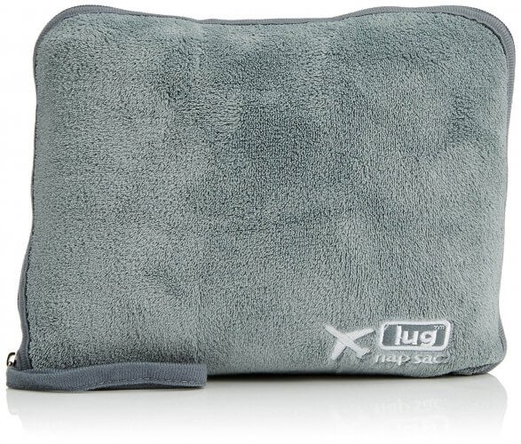 Lug Nap Sac Blanket & Pillow