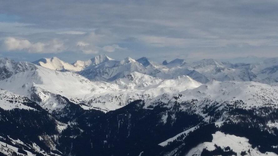 Tyrol Regoin in Austria