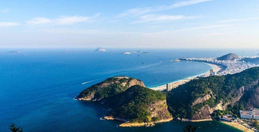 Rio in summer