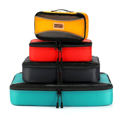 4. Pro Packing Cubes - 4 set