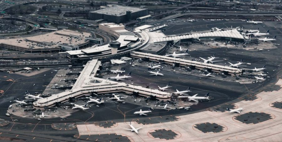 One of the world's busiest airports