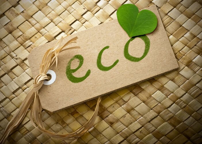 Eco friendly tag