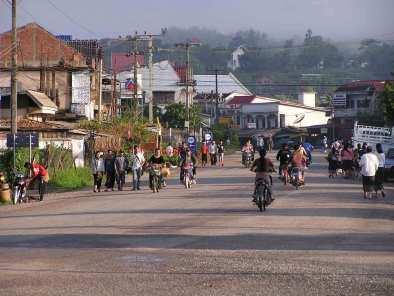 Oudomxai Center